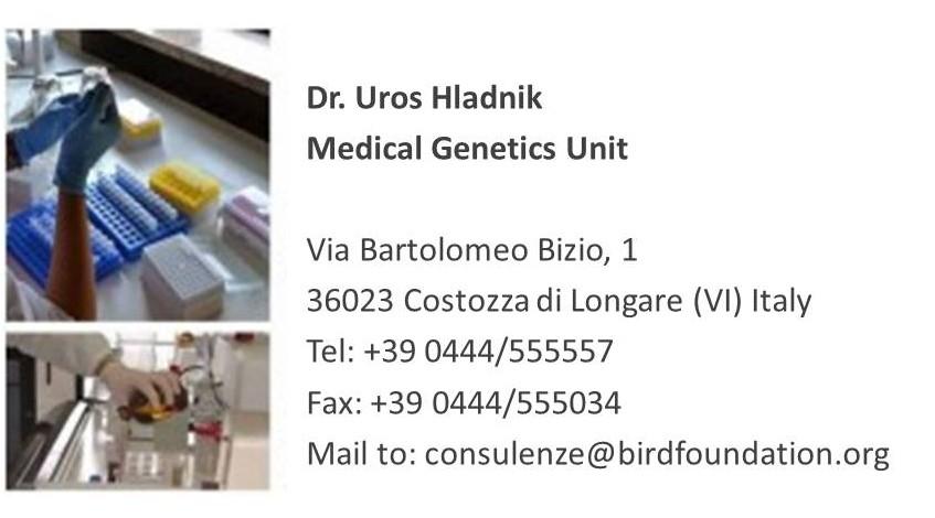 Medical genetics unit