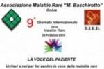 Nona Giornata Internazionale delle Malattie Rare