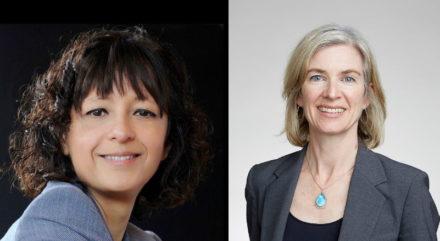 Charpentier-Doudna Nobel per la Chimica 2020